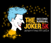 Joker 5k 2015 Art from Key Sport