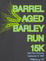 Barrel Aged Barley Run Logo